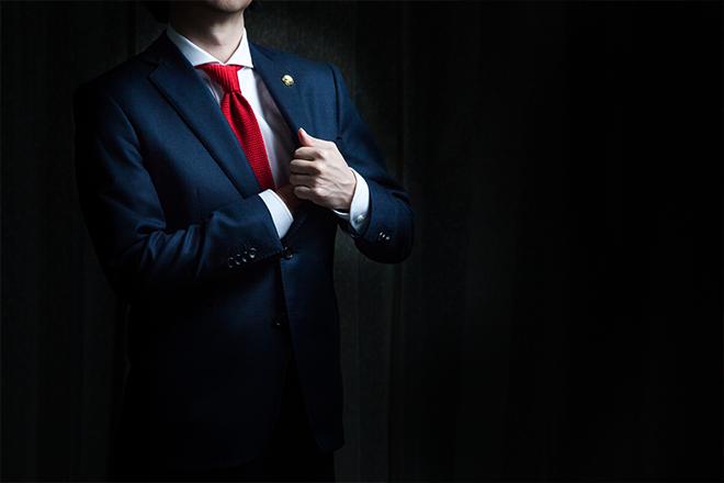 最高責任者として組織のトップに立つ、経営の要