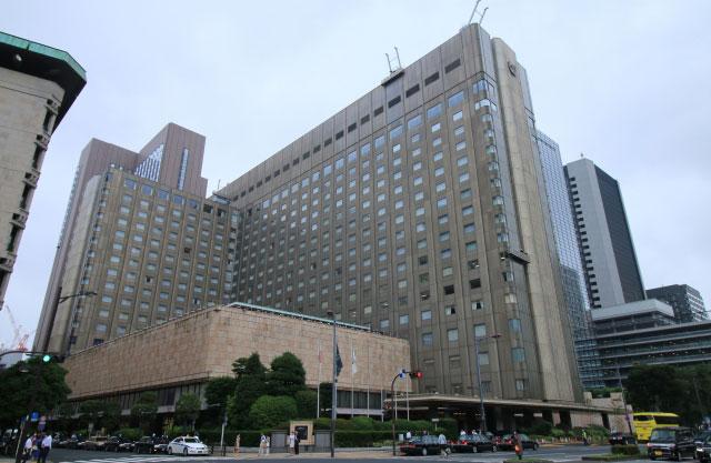 固定のファンがいる帝国ホテルの特徴